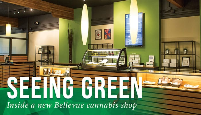 Green Theory Bellevue Pot Shop