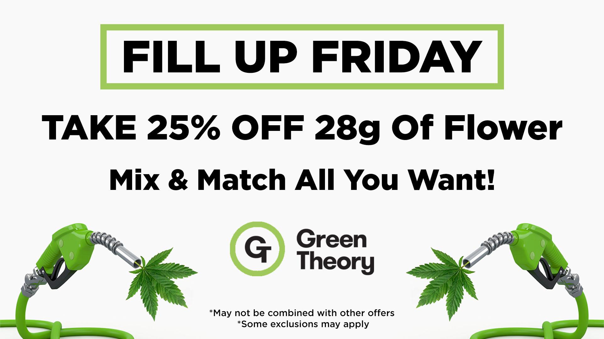 GT Fill Up Friday Social