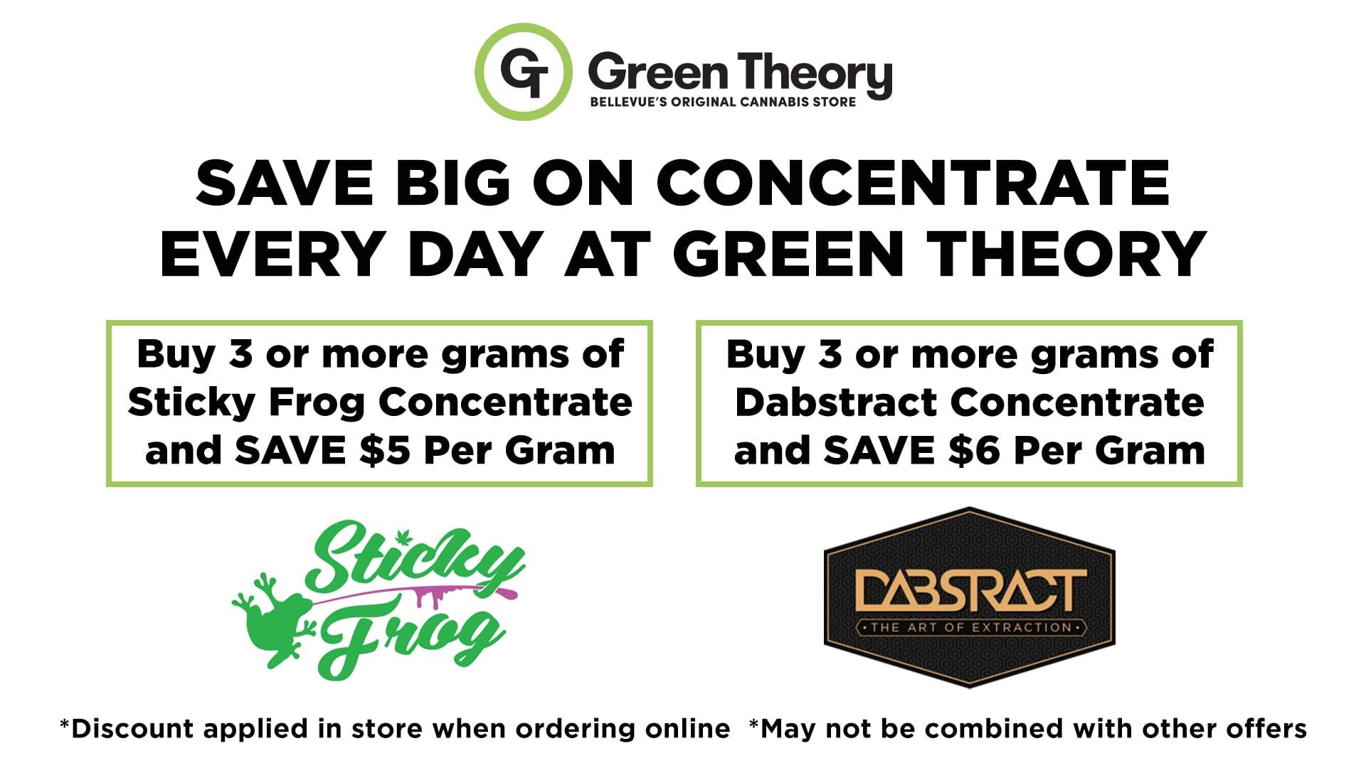 Green theory DabstractPanda Con Social