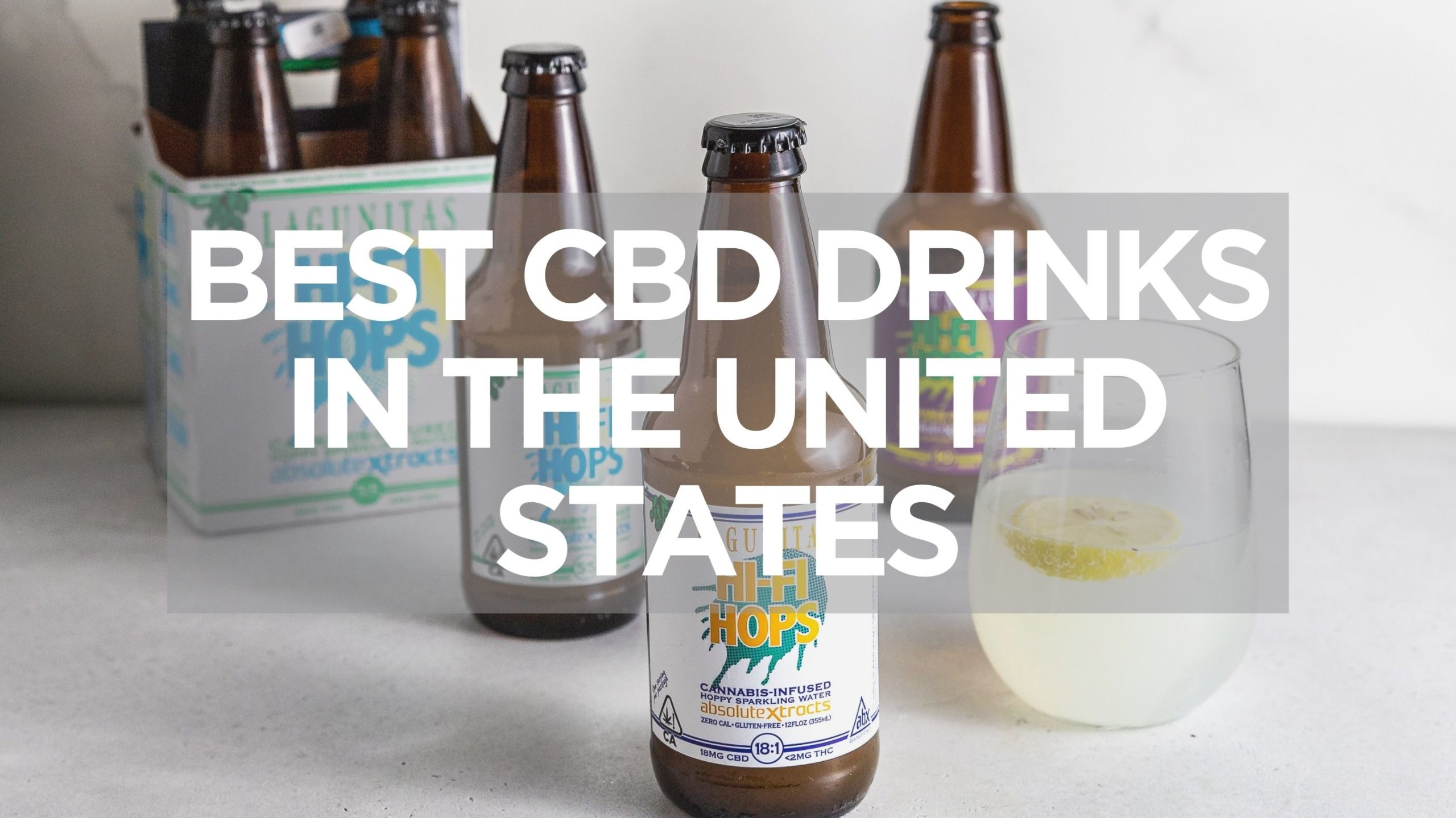 best-cbd-drinks-in-the-united-states